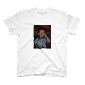 シャボン玉小僧 T-shirts