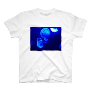 クラゲ T-shirts