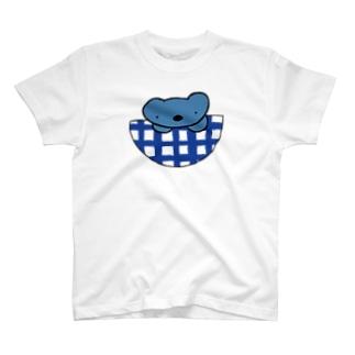 ポッケにマーキントン T-shirts