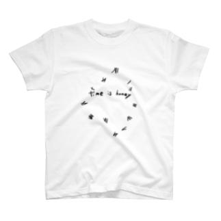 TimeIsHoney-Misty T-shirts