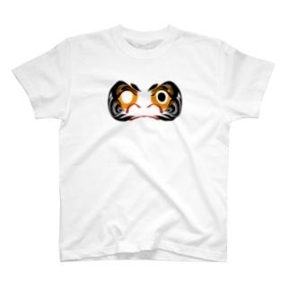 念願 だるま T-shirts