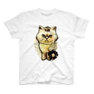 セレブねこ T-shirts
