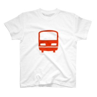乗換案内アプリアイコン T-shirts