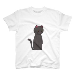 黒猫のえる T-shirts