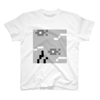 お腹の中の水槽 T-shirts