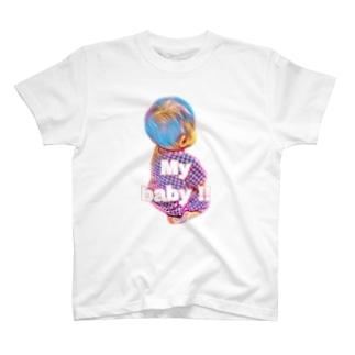 マイベビー T-shirts