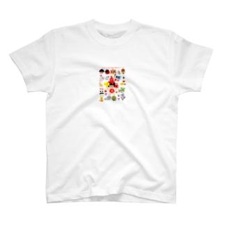 ひょうきん太郎と仲間たち T-shirts