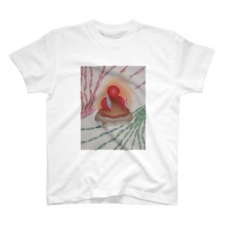 まんまる不動明王 T-shirts