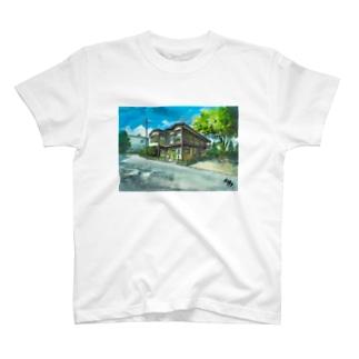 雨上がりワンピース T-shirts