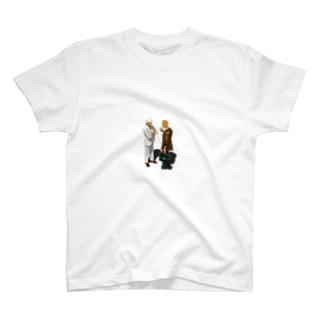 クラシック会議 T-shirts