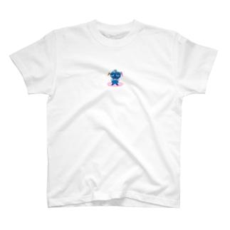 ビザコちゃんのブルーディ T-shirts
