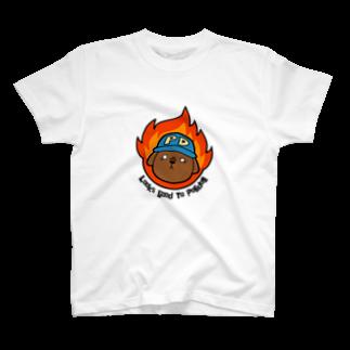 軽減されそこなったまつぴー10%のPolidog-san T-shirts