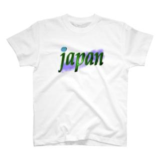 じゃぱん T-shirts