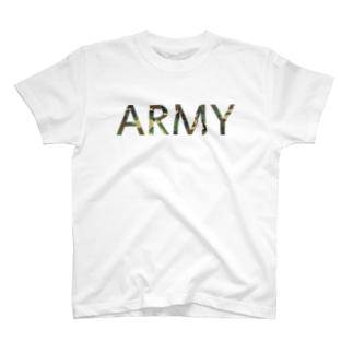 ARMYシリーズ T-shirts