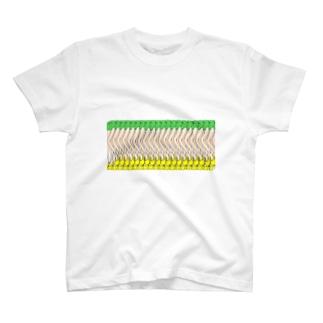 枝豆さん T-shirts