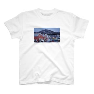 HAKODATE T-shirts