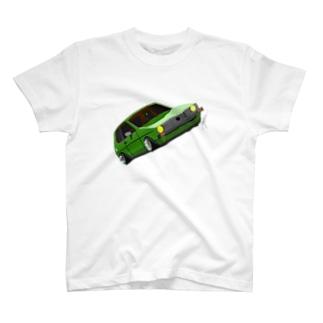 Slammed car② T-shirts