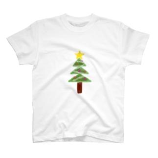 クリスマス T-shirts