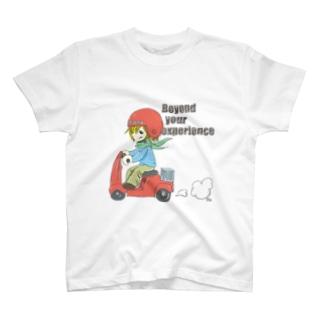BYE-BYE T-shirts