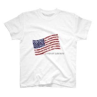 LAND OF LIBERTY T-shirts