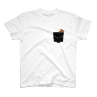 ダレデモ海賊王 T-shirts