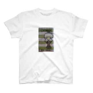 レトロTOKIO ティールーム No1 T-shirts