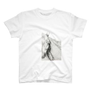 馬面なアンタ T-shirts