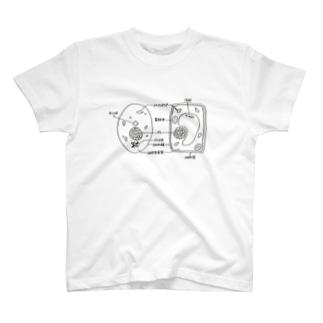 細胞 T-shirts