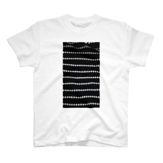 つぶつぶボーダー T-shirts