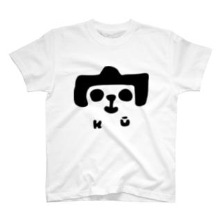 空panda T-shirts