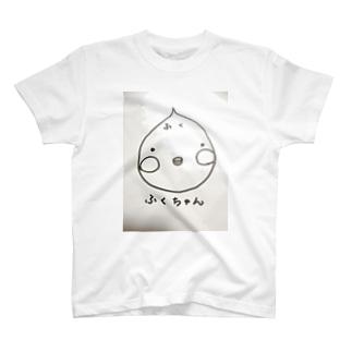 かわいい ふくちゃん T-shirts