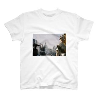 黄金の背中 T-shirts