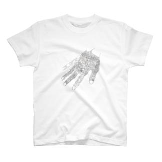 Connection (no color) T-shirts