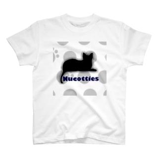 Nucotties Tシャツ T-shirts