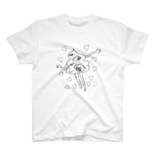 欲望のかたまりくん T-shirts