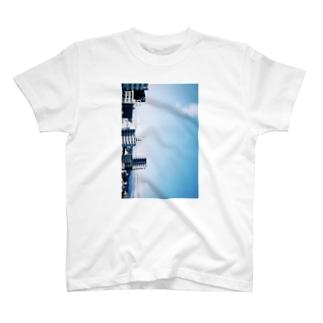 モノレールに乗って T-shirts