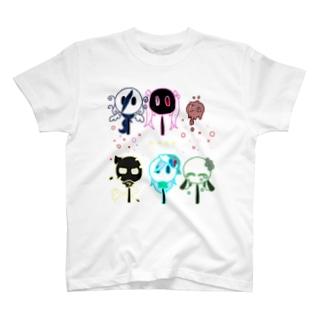 棒達 T-shirts