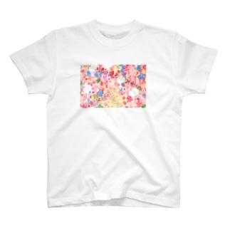 haruca art design02 T-shirts
