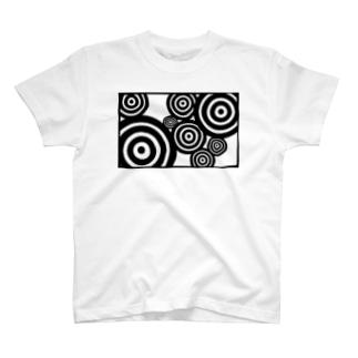 微睡み。(WH) T-shirts