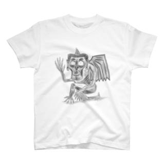 タケノコガーゴイル T-shirts