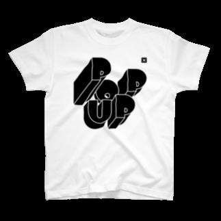 dummy49の飛び出す T-shirts