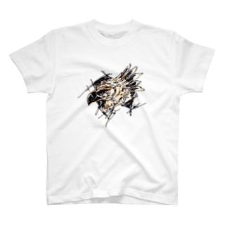オウギワシ T-shirts
