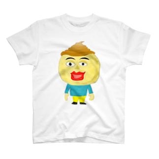 ジャガー芋田 T-shirts