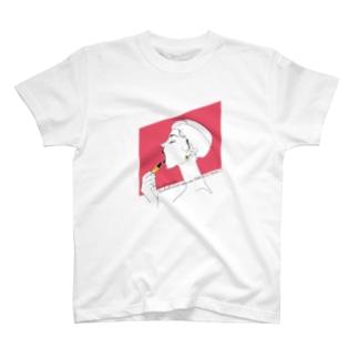私たちは使いきれない化粧品を誇りに思う T-shirts