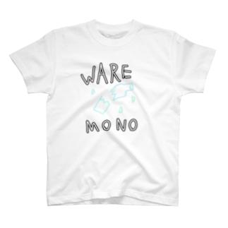 WAREMONOテーシャツ T-shirts