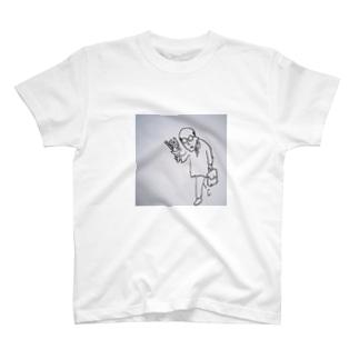 パフェおじさん T-shirts