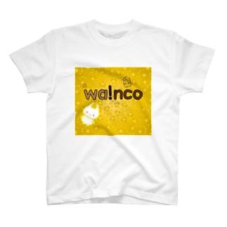 わんこのうんこのwa!nco T-shirts