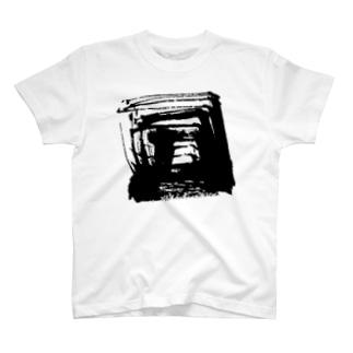 ブラッシュラインシリーズ2 T-shirts