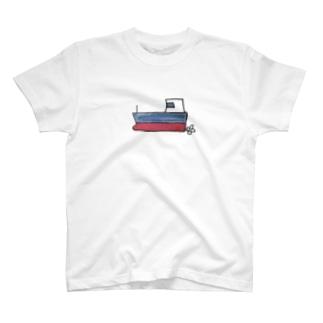 貨物船 T-shirts