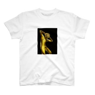 海翔ゥすきすきゴールドエクスペリエンス T-shirts